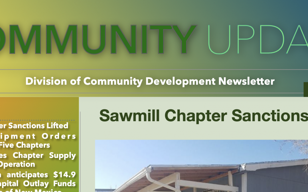March 2021 Edition of DCD Newsletter is Now Available