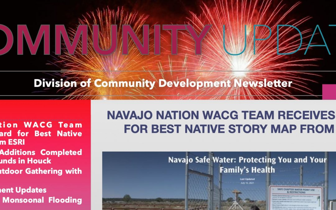 Read the July 2021 Edition of DCD Newsletter Now!