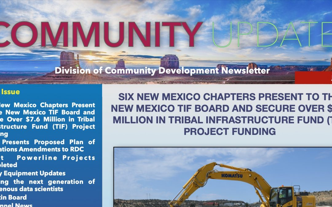 June 2021 Edition of DCD Newsletter Available